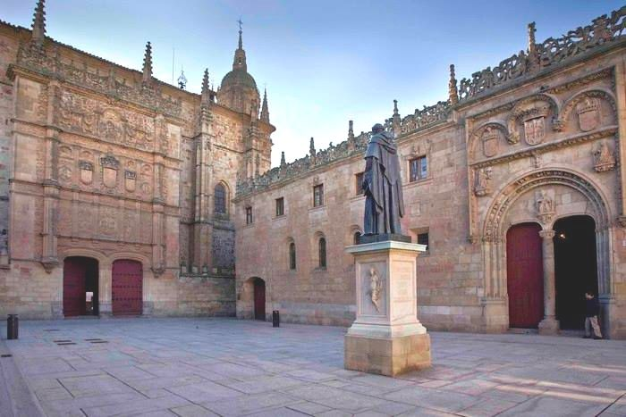 Salamanca se promociona en Utrecht