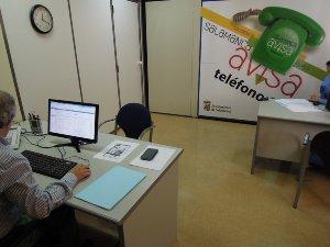 Extraordinaria eficacia del Ayuntamiento mediante el servicio 'Salamanca Avisa'