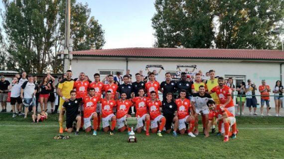 Unionistas vence in extremis en el Trofeo Santa Marta de Astorga