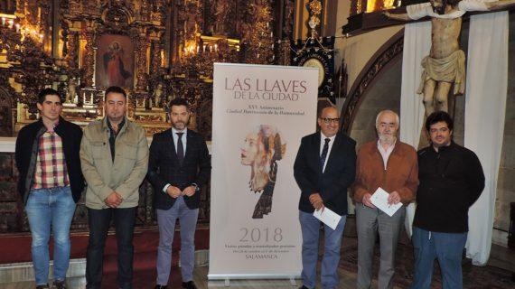 'Las Llaves de la Ciudad' arranca con una veintena de propuestas culturales y turísticas