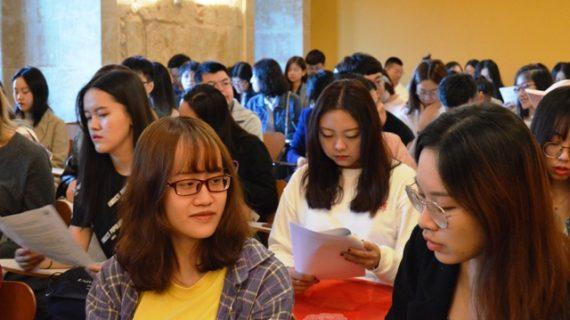 Nueve universidades chinas eligen la UPSA para aprender español