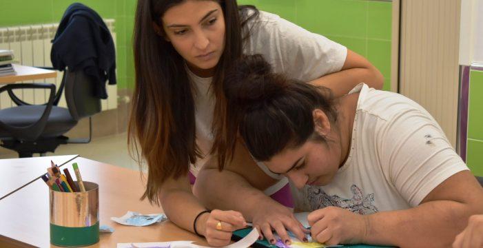 La Diputación refuerza su colaboración con ASPACE con una ayuda de 60.000 euros