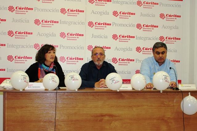 Salamanca conmemorará el Día Internacional por la Erradicación de la Pobreza