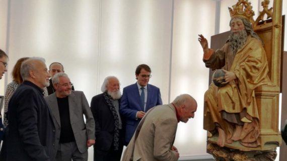 'Contrapunto 2.0', la innovadora exposición que trae a la Catedral desde El Greco a Venancio Blanco
