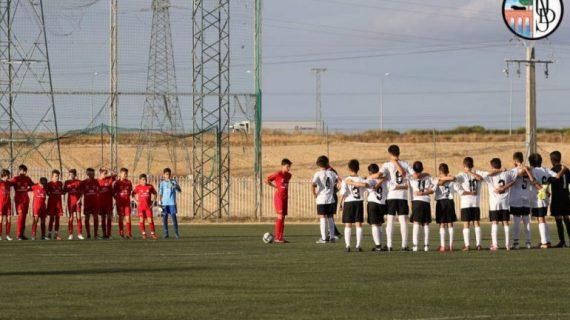 El Salamanca CF UDS invitará a todos sus rivales del fútbol base