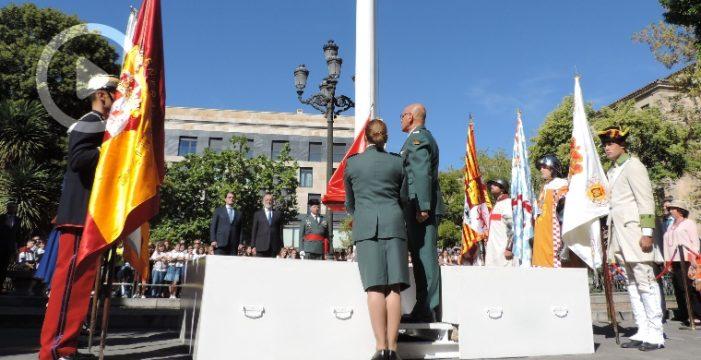 Salamanca se vuelca con la Guardia Civil