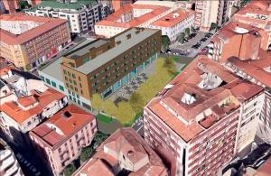El Ayuntamiento recibe de la Comunidad Autónoma de Castilla y León 613.800 euros para la promoción de 45 viviendas en alquiler del Centro Victoria Adrados