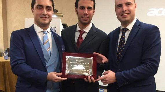 La Juventud Taurina de Salamanca se lleva la mención especial del prestigioso premio 'Timbalero'