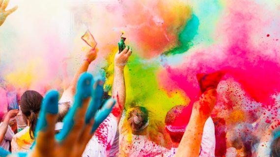 Salamanca se teñirá de colores al ritmo de la música gracias a la 'Unicaja Color Road'