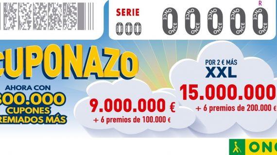 El Cuponazo de la ONCE deja en Salamanca 25.000 euros