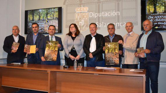 'Los 1000 otoños de Salamanca en bandeja', una interesante propuesta para vivir nuestra provincia