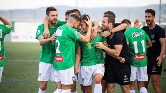 Nueva victoria del Guijuelo, que entra en puestos de ascenso a Segunda División