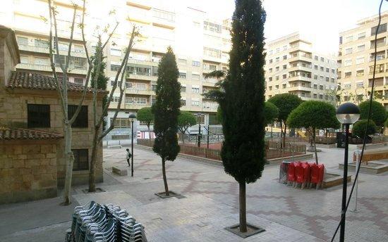 Comienzan las obras para modernizar la Plaza de Carmelitas