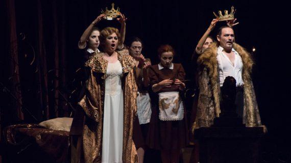 Hoy, la ópera Macbeth, en el Liceo