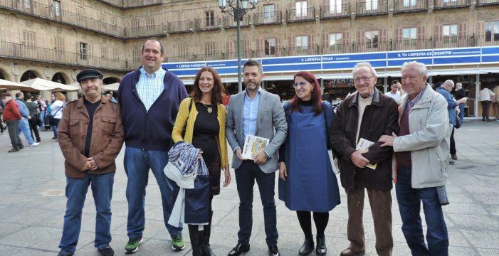 López Revuelta inaugura la Feria del Libro Antiguo y de Ocasión