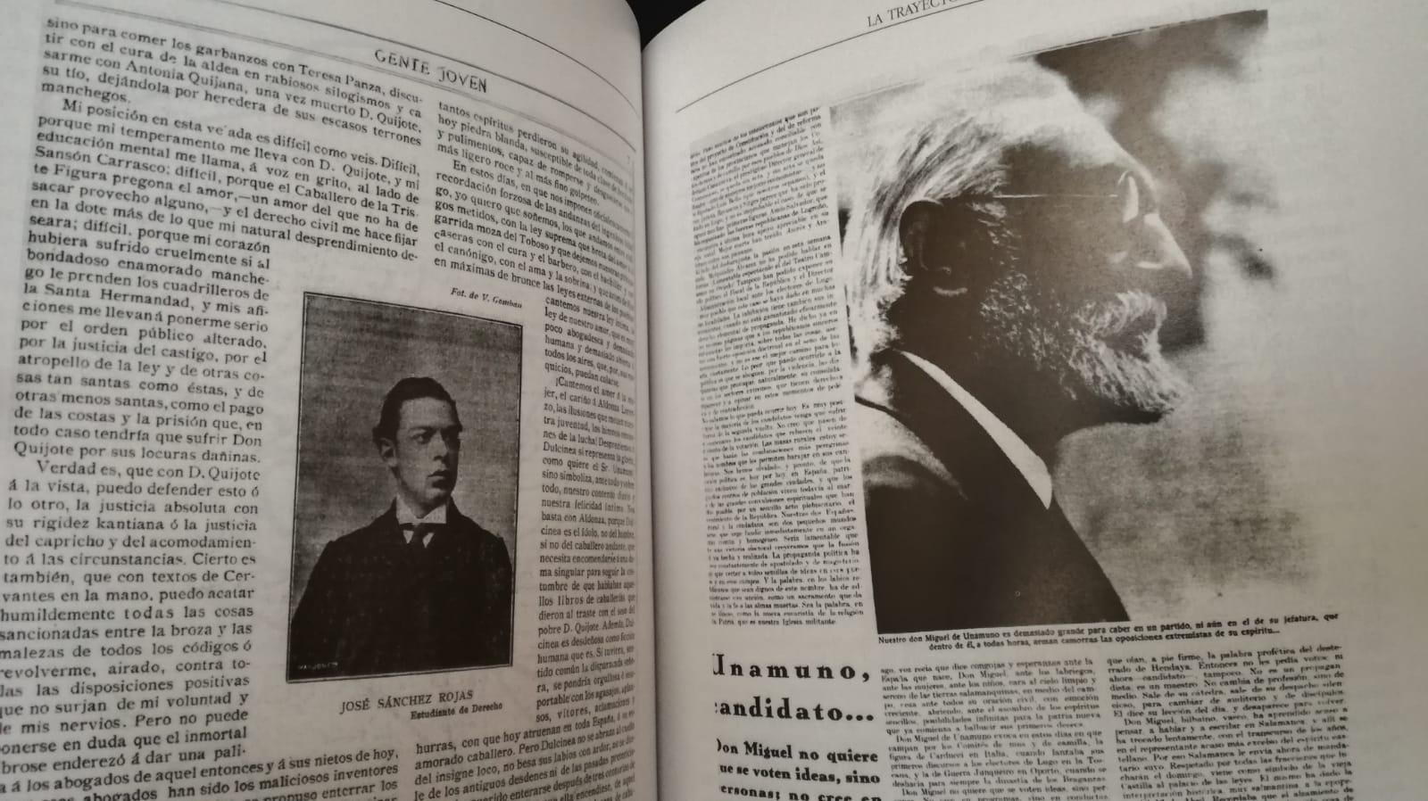 """La Diputación presenta """"Historia de la prensa en Salamanca"""""""