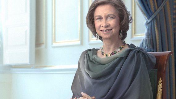 La Reina Sofía estará en Salamanca el próximo martes