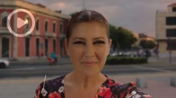 Sara Baras se enamora de Salamanca