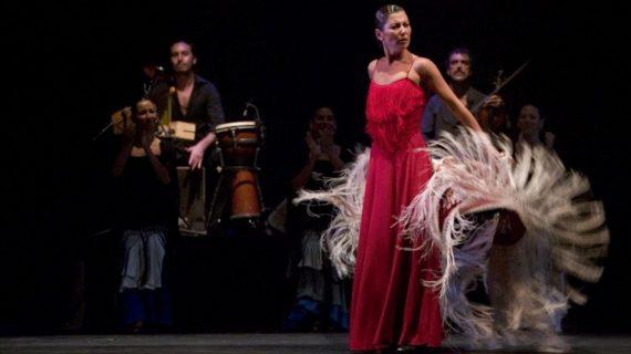 Sara Baras presenta este fin de semana en Salamanca su último espectáculo