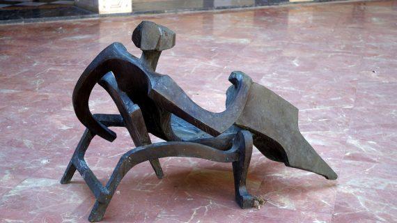 106 obras de Venancio Blanco, Picasso o Matisse expuestas en Santo Domingo