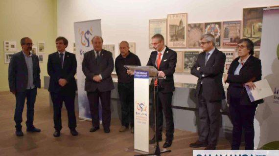 Inaugurada la exposición 'Imago Universitatis': la imagen de la Universidad de Salamanca