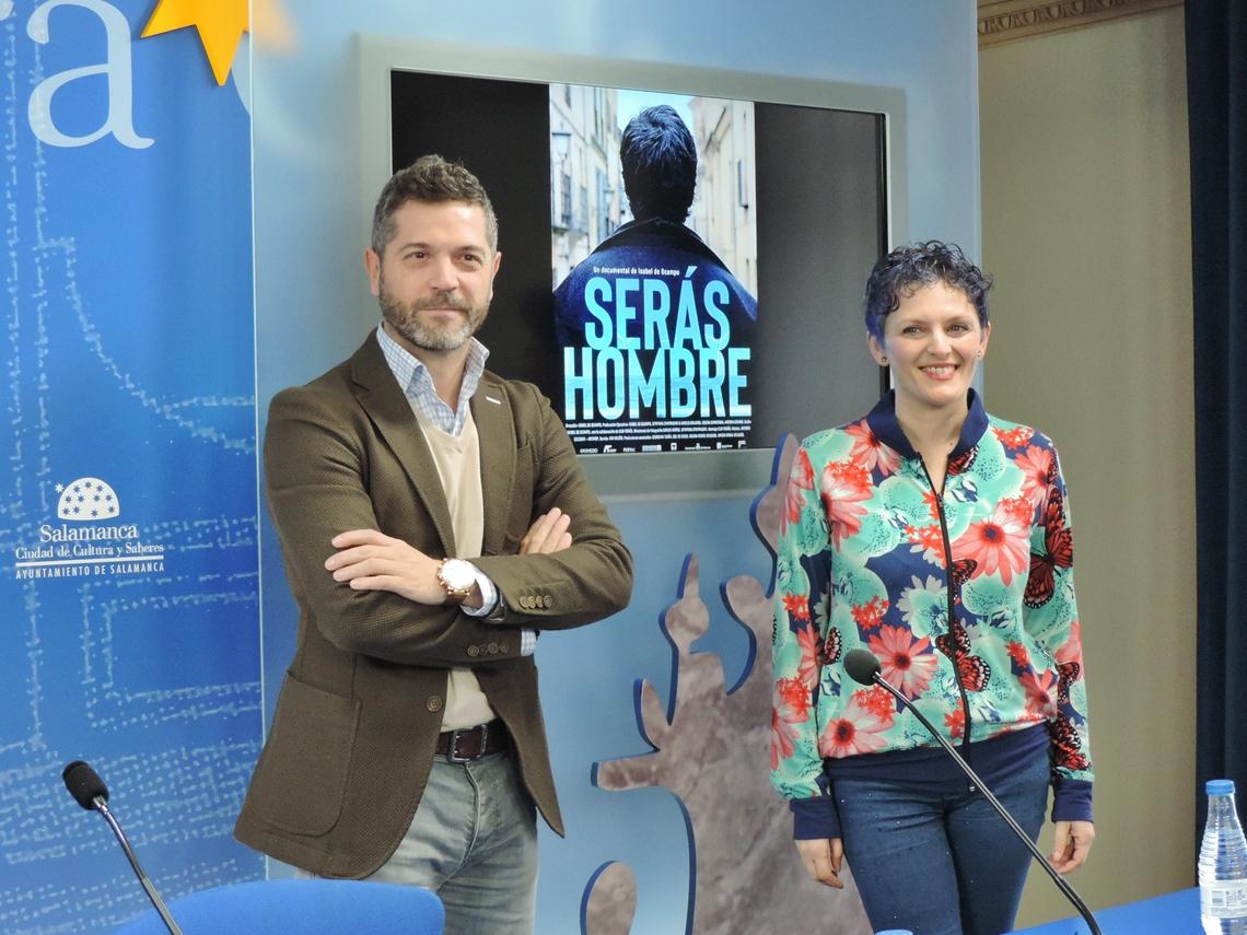 """""""Serás hombre"""" será proyectado en la gran pantalla del Teatro Liceo este domingo"""