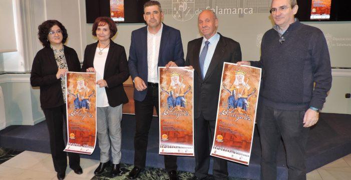 Villares de la Reina rendirá homenaje a la reina Berenguela a través de una representación teatral