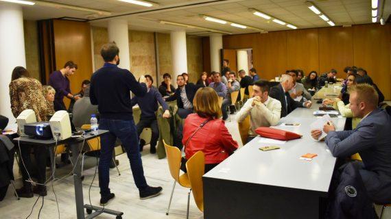 Aje celebra con éxito una nueva edición de 'Salamanca se mueve'