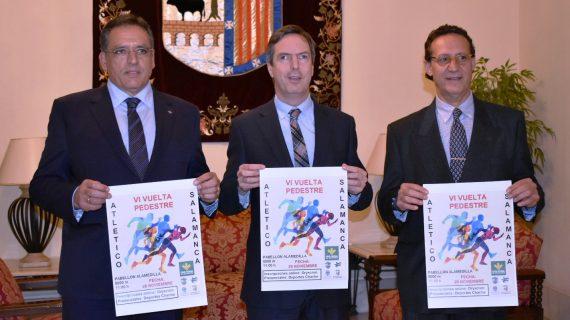 Presentada una nueva edición de la 'Vuelta Pedestre'