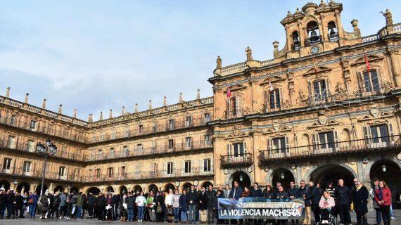 La Plaza Mayor, epicentro de las acciones de conmemoración del Día Mundial Contra la Violencia de Género