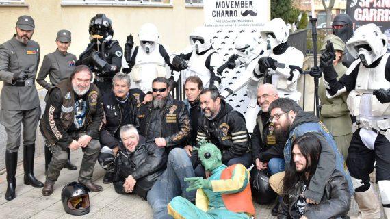 Arranca la 1º Ruta Motera del Movember Charro con fines solidarios