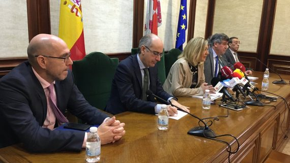 El Programa Territorial de Fomento para Béjar pretende reactivar su tejido industrial y generar empleo