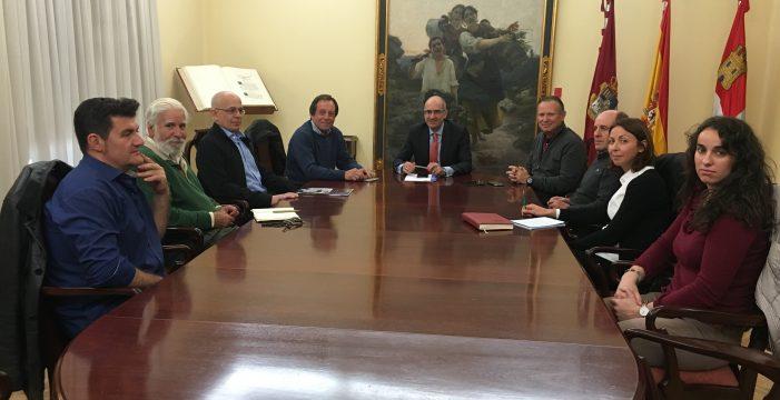 SOSTVAN presenta su proyecto ganadero en la Diputación de Salamanca