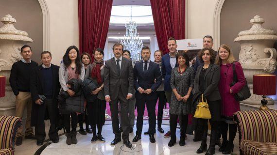 Salamanca se promociona ante importantes Agencias de Viajes de Japón
