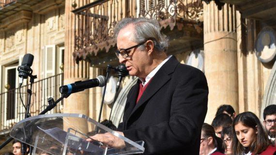 Salamanca se pronuncia en contra de la Violencia de Género