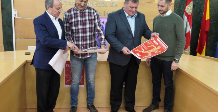 Carbajosa hará 'Kilómetros Solidarios' por Cruz Roja de Salamanca