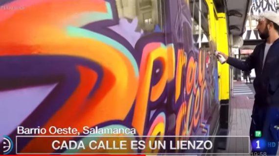 El Barrio del Oeste, protagonista en el programa de TVE 'España Directo'