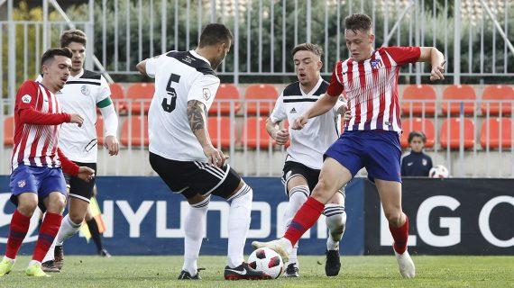 Injusta derrota del Salamanca CF UDS
