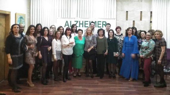 La Asociación de Familiares de Enfermos de Alzheimer celebra su cena benéfica
