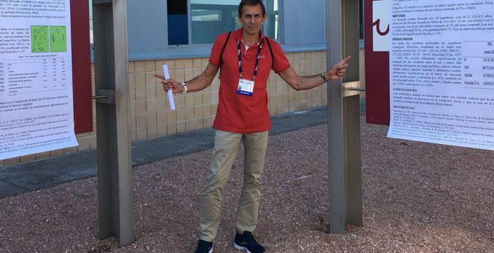 El bejarano Antonio Sánchez, nuevo director de la Federación Española de Atletismo