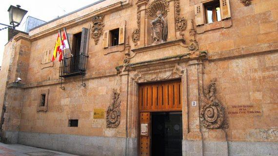 El Ayuntamiento y la Asociación 'Salvar el Archivo' colaborarán estrechamente en defensa del Archivo de Salamanca