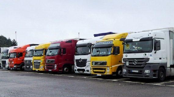 Los transportristas salmantinos, se suman a la propuesta de parón del Comité Nacional de Transporte por Carretera