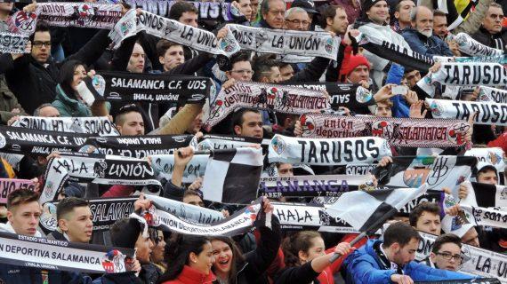 Comienza la venta de entradas para el derbi del domingo entre el Guijuelo y el Salamanca