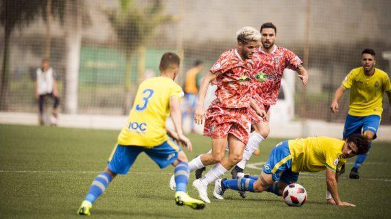 El Guijuelo cae 3-1 en su visita a Las Palmas