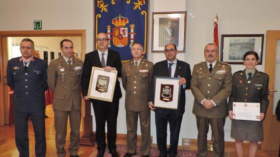 La Subdelegación de Defensa celebra sus bodas de plata