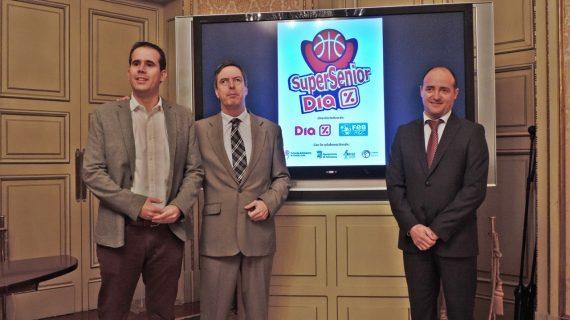 'Súpersenior' acercará el baloncesto a los mayores de la ciudad