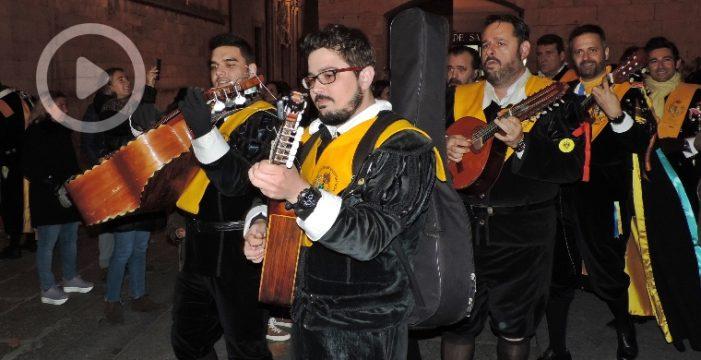 Las tunas 'toman' Salamanca