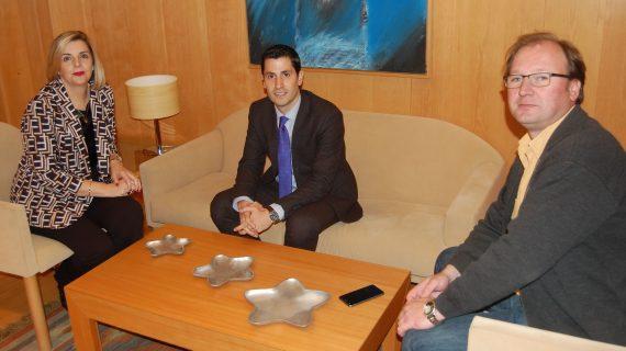Las agencias de viajes salmantinas y Matacán buscan fórmulas para impulsar los vuelos comerciales