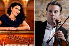 Continúa el ciclo de Música de Cámara y Solistas con Daniel Röhn y Milana Chernyavska