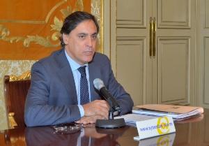 Carlos García Carbayo es desde hoy el Alcalde en funciones de Salamanca